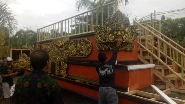 Pemprov Bali Siapkan Kendaraan Hias untuk Jokowi saat Pawai PKB ke-40