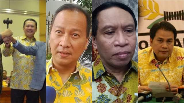 Berebut Posisi Ketua DPR Pengganti Novanto, Siapa Menang?