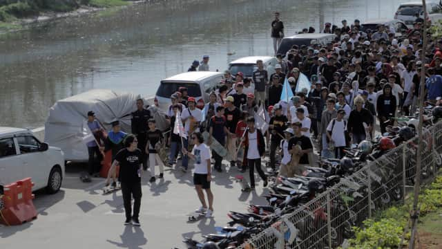 Serba-serbi GSD 2018: Cewek Bercadar hingga Skater Sarjana