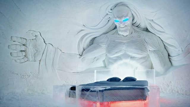Terbuat dari Es, Hotel Bertema Game of Thrones Hadir di Finlandia