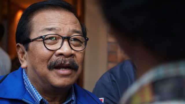 Soekarwo Sarankan SBY Dukung Jokowi di Pilpres 2019