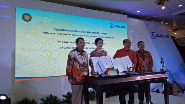 Amankan Transaksi Nasabah, BSSN Imbau Bank Pakai Sertifikat Elektronik