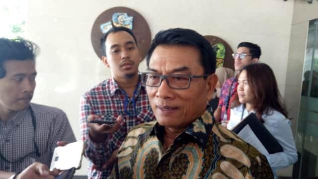 Pembelaan Moeldoko atas Tudingan Pencitraan Kinerja Jokowi-JK