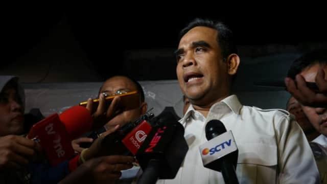 Gerindra: Jangan Main Tuduh Orang Berpeci dan Bercadar sebagai Teroris