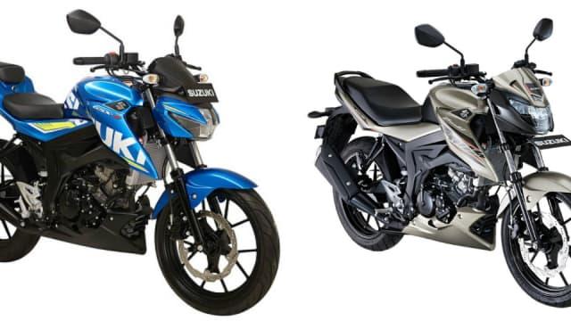 5 Perbedaan Suzuki GSX S150 dengan GSX150 Bandit