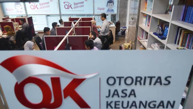 OJK Berharap Mega Islamic Bank Didirikan di Indonesia