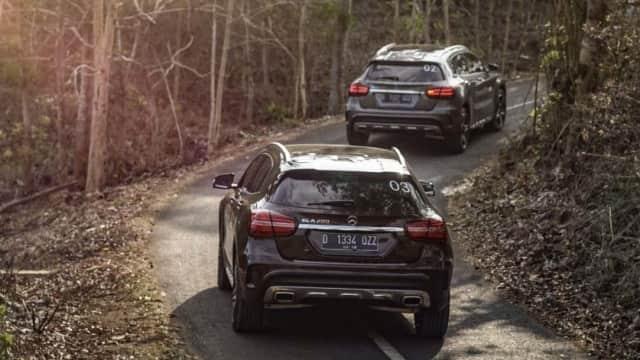 Ini Alasan Mercedes-Benz, GLA Class Tak Dirakit di Indonesia