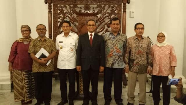 Cerita di Balik Bergabungnya Nursyahbani ke Komite PK DKI