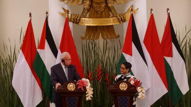 Hampir 2000 Mahasiswa Palestina Diberikan Beasiswa oleh Pemerintah RI