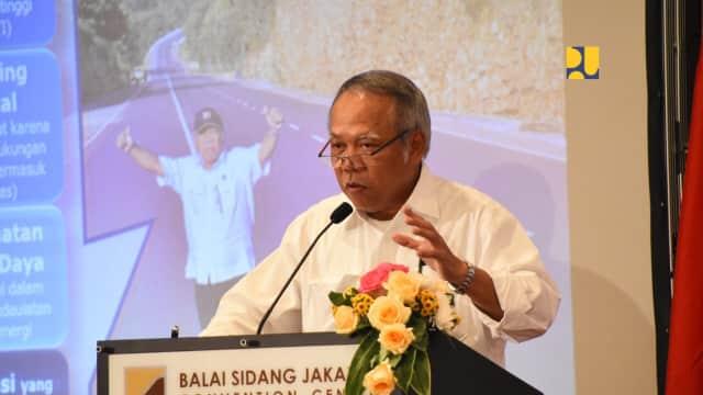 Infrastruktur PUPR Akan Meningkatkan Daya Saing Indonesia