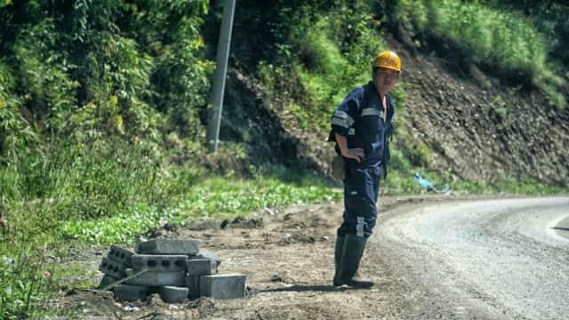 PT IMIP: Porsi Makanan bagi TKA asal China dan Pekerja Lokal Sama Saja
