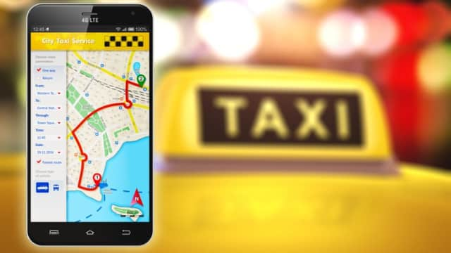 Kemenhub Akan Beri Kode Khusus di Plat Nomor Kendaraan Taksi Online