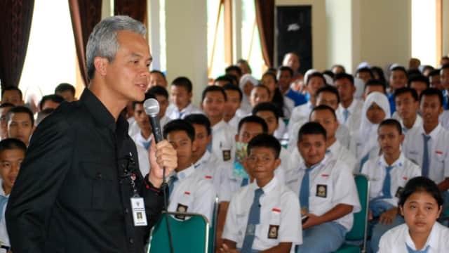 Warga Jawa Tengah Ingin Ganjar Pranowo Lanjutkan Memimpin Jawa Tengah