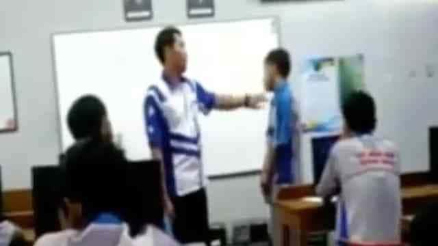 Miris, Ini Video Guru SMK Tampar Siswanya dalam Kelas di Purwokerto