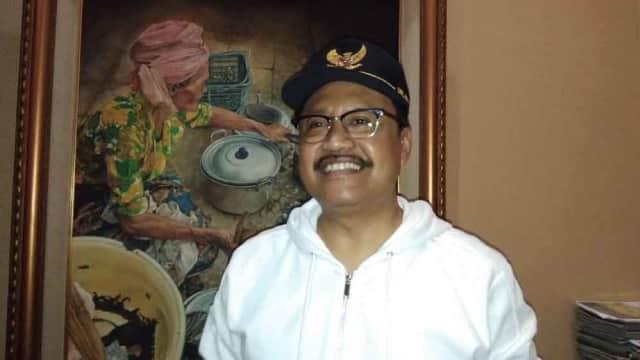 Wagub Gus Ipul Minta Pemkab dan Pemkot Dukung Program BLK di Pesantren