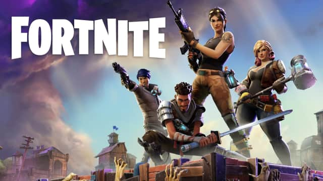 Fortnite Battle Royale Kini Hadir di iOS