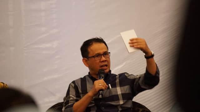Hoaxbuster: Anis Matta Tak Dukung Jokowi di Pilpres 2019