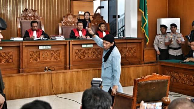 Jaksa Siap Bila Aman Abdurrahman Banding Hukuman Mati
