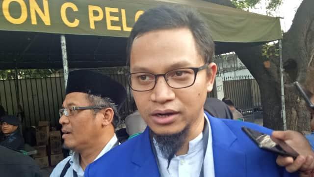 Hanafi Rais Jabat Sekretaris Tim Pemenangan Prabowo-Sandi