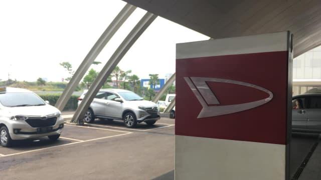 Daihatsu: 80% Konsumen Beli Mobil Secara Kredit