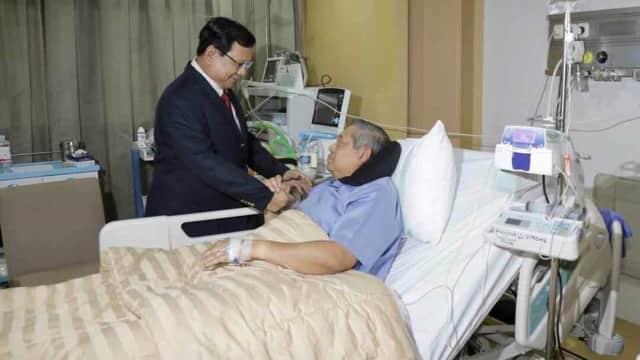 Prabowo: SBY Kelelahan, Kami Sepakat Bertemu Minggu Depan