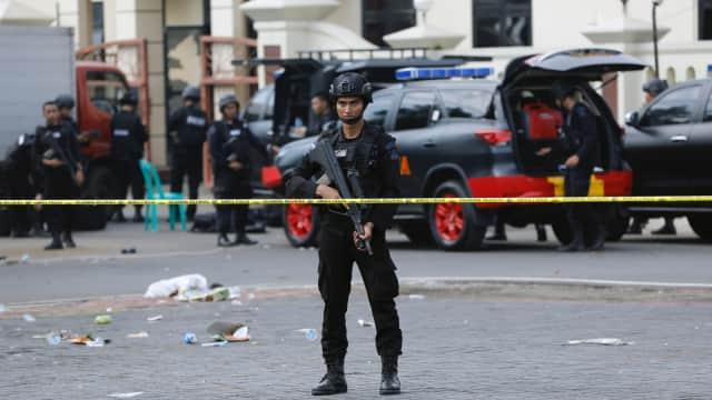 Hati-hati Menggunakan UU Antiterorisme
