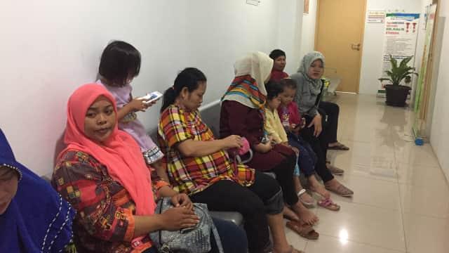 Difteri Merebak, Masih Banyak Ibu Tak Tahu Bahayanya