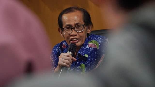 Artidjo: Presiden Soeharto Saja Saya Adili, Apalagi Presiden Partai