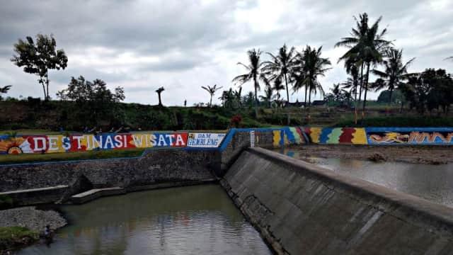 Dam Gembleng, Bendungan Era Kolonial Belanda yang Jadi Lokasi Wisata