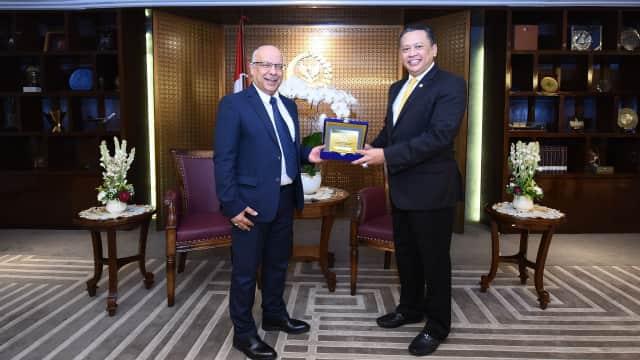 Irak Membutuhkan Kerja Sama Indonesia untuk Membangun Negerinya