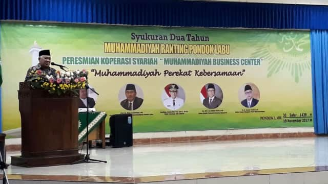 Din Syamsuddin Salut Sikap Anies yang Memaafkan Aksi Walk Out Kanisius