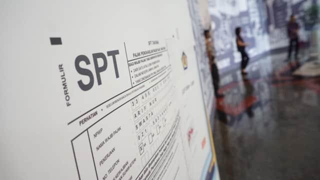 Kepatuhan Wajib Pajak Lapor SPT Meningkat Pesat