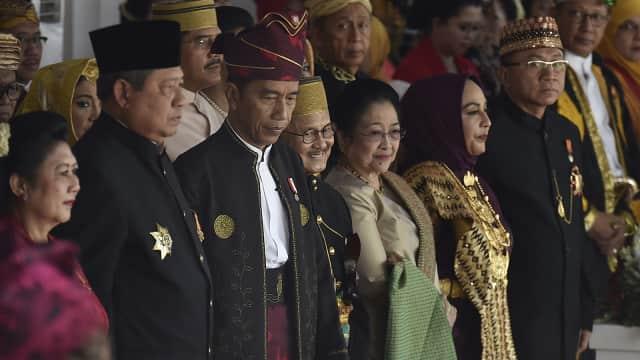 Melihat Pertemuan SBY dan Megawati dari Berbagai Perspektif
