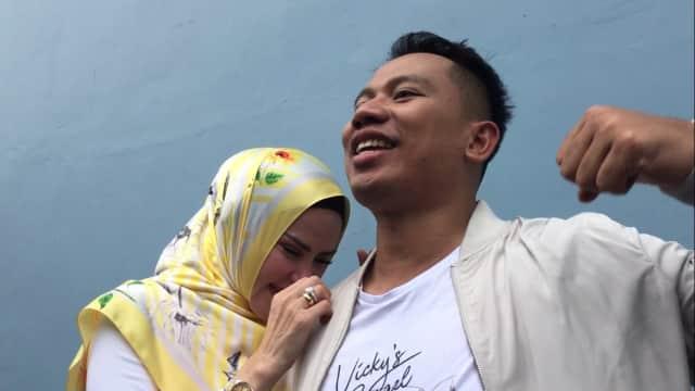 Vicky Prasetyo dan Angel Lelga Cerita soal Momen Malam Pertama