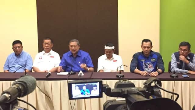 SBY: Rumah Deddy Mizwar Digeledah dan Diperiksa Pimpinan Pj Gubernur
