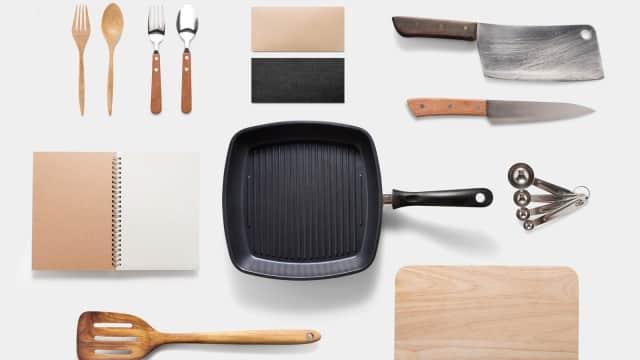 Mari Mengenal Alat-alat Dapur (Bagian 1)