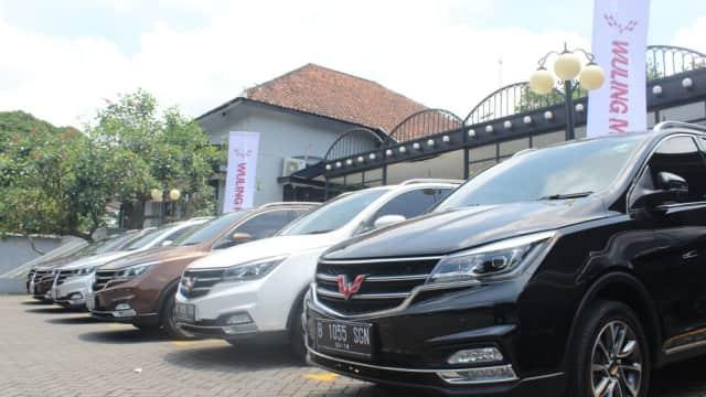 Wuling Bidik Area Sumatera untuk Kejar Target Penjualan 30 Ribu Unit
