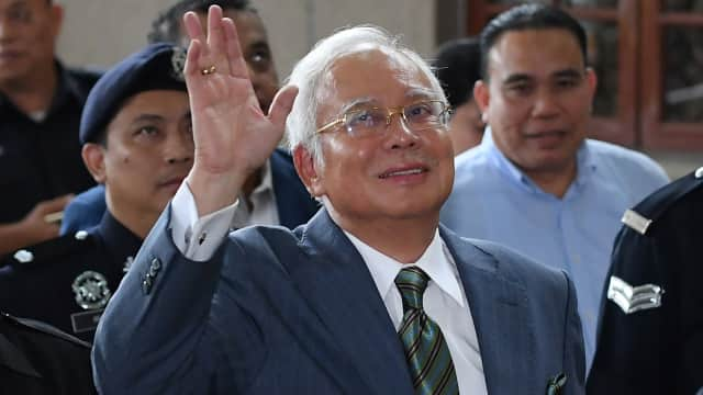 Najib Razak Didakwa Pencucian Uang, Terancam 15 Tahun Penjara