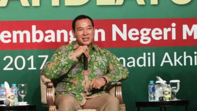 Dinasti Soeharto is Back