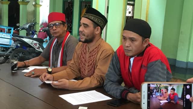 FUIB Akan Demo soal Iwan Bule di Kemendagri dan Istana Jumat 22 Juni