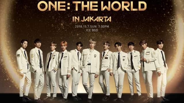 Fans Ungkap 'Drama' yang Terjadi dalam Konser Wanna One di Indonesia