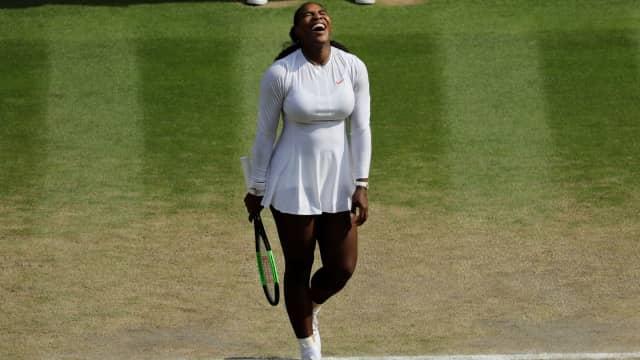 Wimbledon 2018: Serena Datang, Menang, dan ke Final