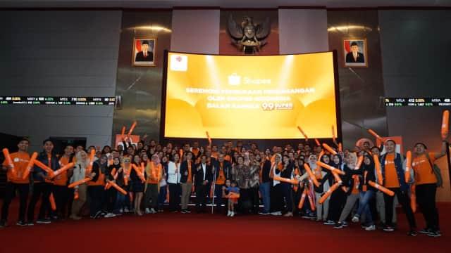 Jadi Perusahaan Terbuka di AS, BEI Bujuk Shopee Agar IPO di Indonesia
