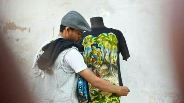 Bermodal Kaus Tetangga, Pemuda Jogja Bawa Indonesia ke Kancah Dunia