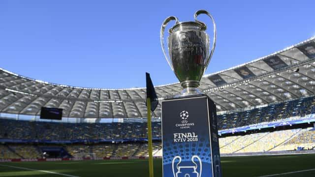 Live Feed: Menit per Menit Final Liga Champions