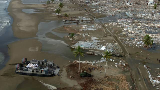 Mengenal 3 Jenis Tsunami dan Waktu Terjadinya