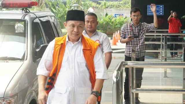 Kepala BPKAD Lampung Tengah Akui Terima Uang Rp 100 Juta