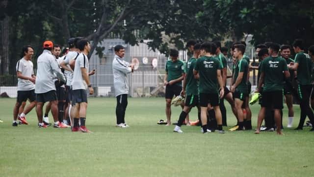 Beda Timnas U-19 Tahun 2014 dan 2018 Versi Indra Sjafri