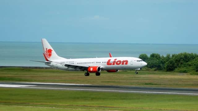 Kemenhub Cabut Izin dan Jam Terbang Pilot Lion Air yang Konsumsi Sabu