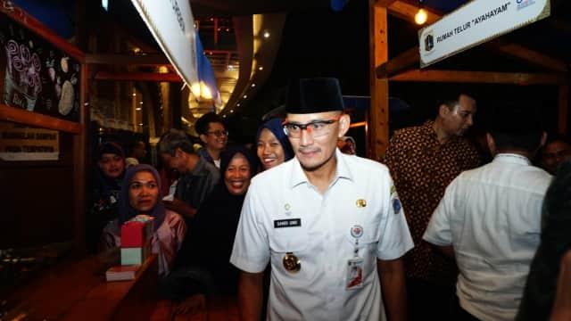 Sandi soal PKB Dukung Jokowi: Semoga Tetap Lihat Tawaran Prabowo